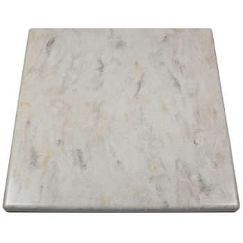 Corian Clamshell Solid Surface Table Top