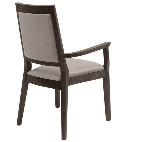 H-DAL Stacking Arm Chair