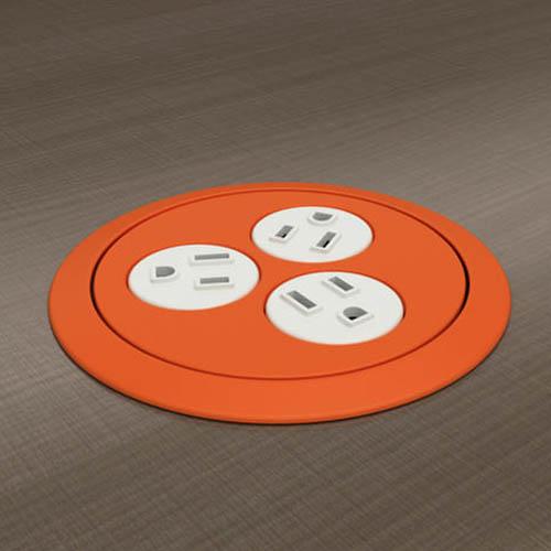 Eclipse orange installed