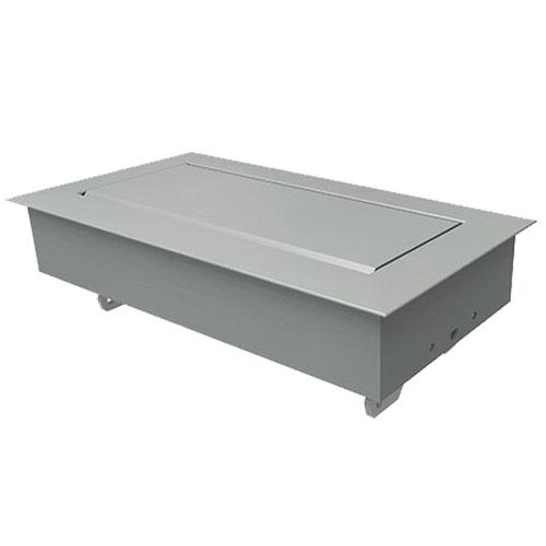 MHO Silver Aluminum Closed