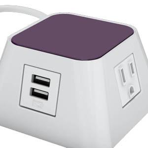 Molded Purple