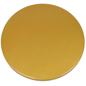 Porter Paint Gilded Gold on MDF Core
