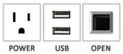 Power Schematic 3 Port Types