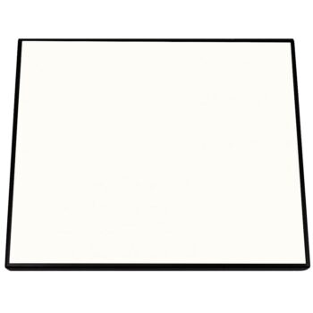 Corian Glacier White Solid Surface Table Top
