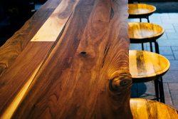 Walnut Live Edge Tabletop