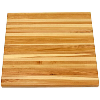 Hickory Butcher Block Custom Table Top