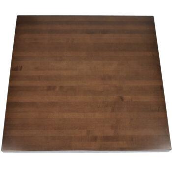Maple Butcher Block w/ Custom Stain Custom Table Top