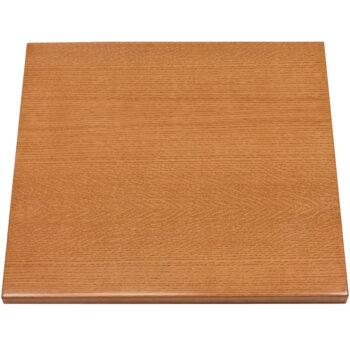Quartered Red Oak Veneer with Matching Veneer Edge and Autumn Haze Stain