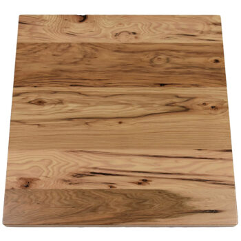Hickory Plank Top