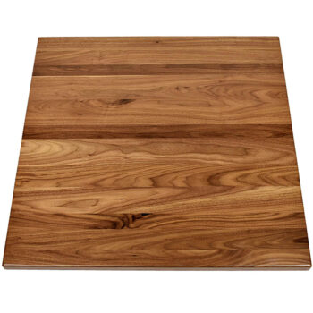 Walnut Plank Top with Heartwood Only