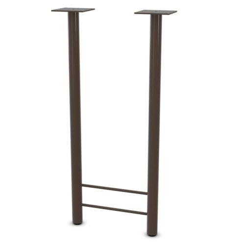 H-Leg Counter or Bar Height