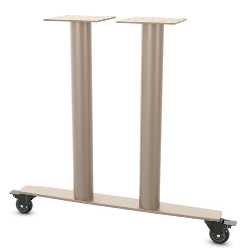 Sienna Series Dual Post Round Casters