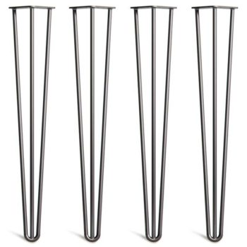 Hairpin Legs 3 Rod 1/2 Inch Heavy Duty