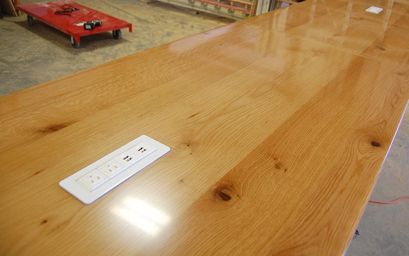 Table Designs Power Options