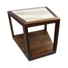 Cambria Brittanica Gold Coffee Tables
