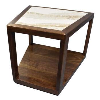 Cambria Brittanica Gold Coffee Table