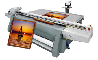 Our digital printing capabilities are exceptional and produce unique table top designs!