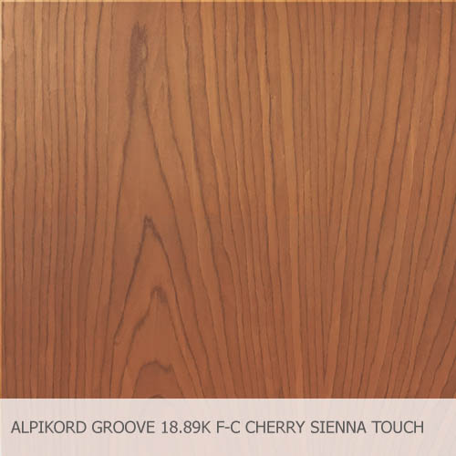 ALPIKORD GROOVE 18.89K F-C CHERRY SIENNA TOUCH FINISH
