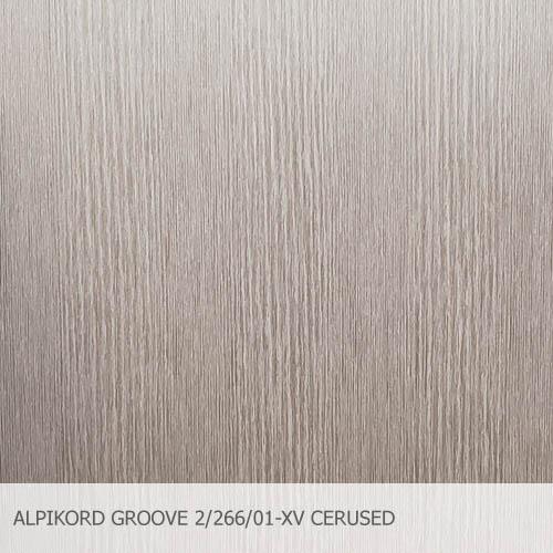 ALPIKORD GROOVE 2-266-01-XV CERUSED OAK