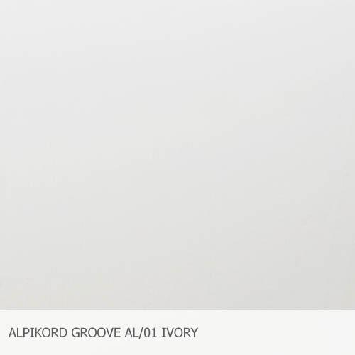 ALPIKORD GROOVE AL.01 IVORY OAK