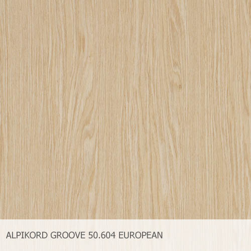 ALPIKORD GROOVE 50.604 EUROPEAN OAK