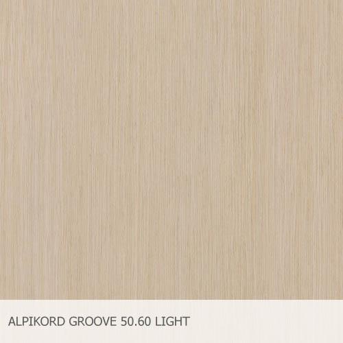 ALPIKORD GROOVE 50.60 LIGHT OAK