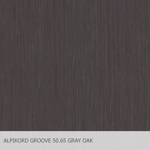 ALPIKORD GROOVE 50.65 GRAY OAK