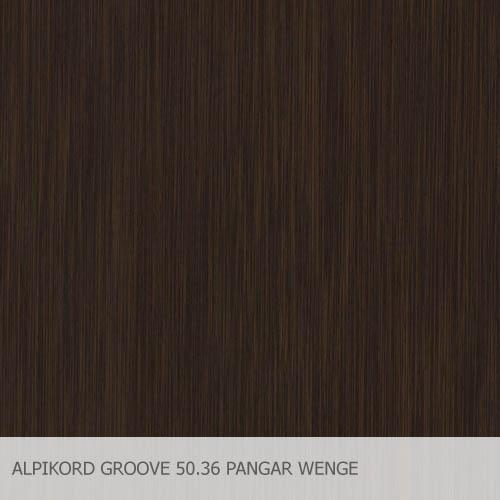 ALPIKORD GROOVE 50.36 PANGAR WENGE