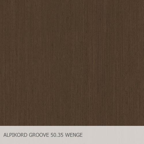 ALPIKORD GROOVE 50.35 WENGE