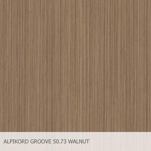 ALPIKORD GROOVE 50.73 WALNUT