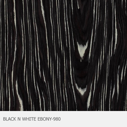 BLACK n WHITE EBONY-980