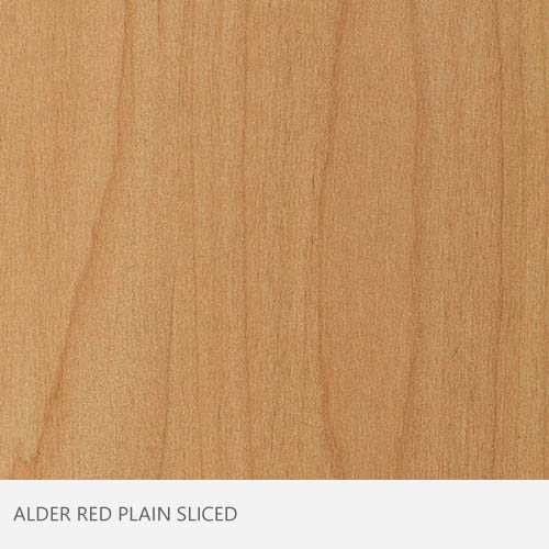 Alder Red Plain Sliced