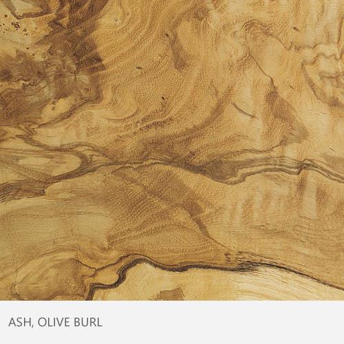 Ash Olive Burl