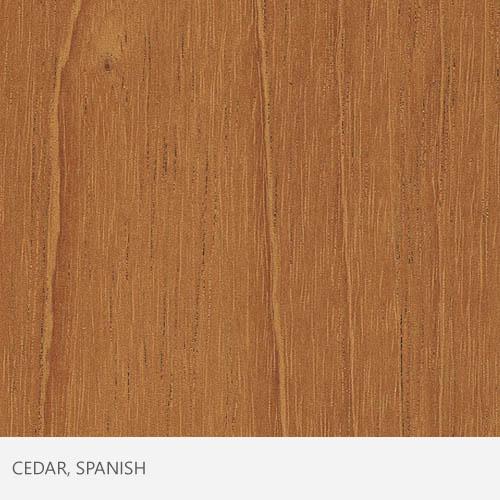 Cedar Spanish