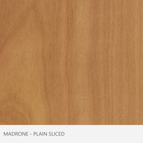 Madrone Plain Sliced