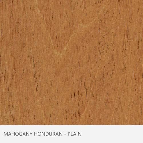 Mahog Hond Plain Sl