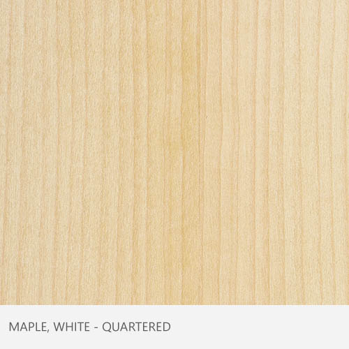 Maple White Qtr