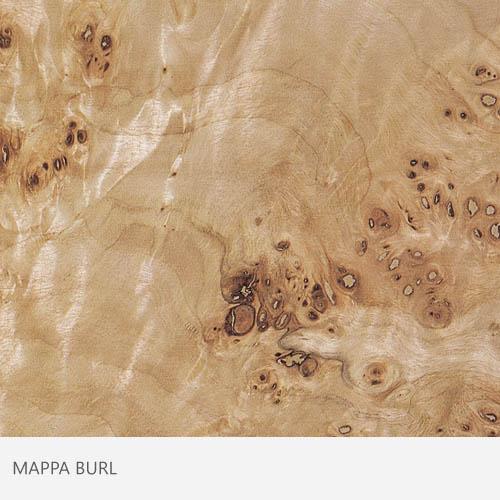 Mappa Burl