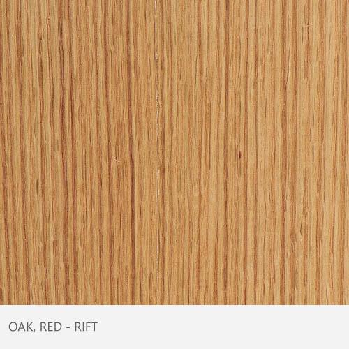 Oak Red Rift