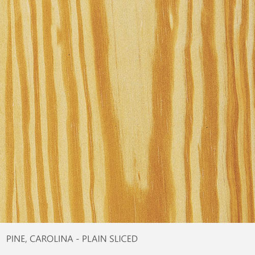 Pine Carolina Plain Sliced