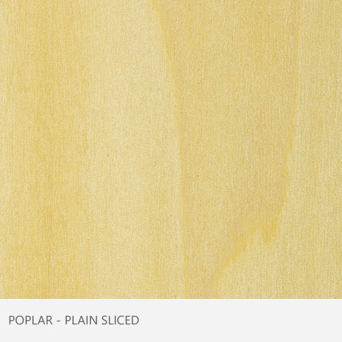 Poplar Plain Sliced