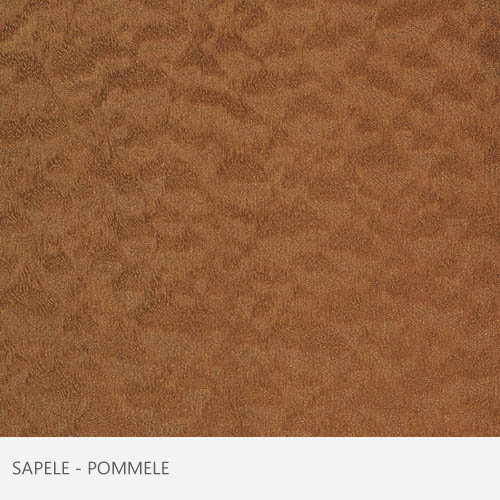 Sapele Pommele