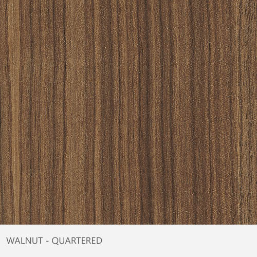 Walnut Quartered