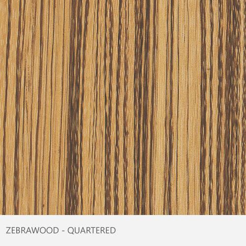 Zebrawood Qtr
