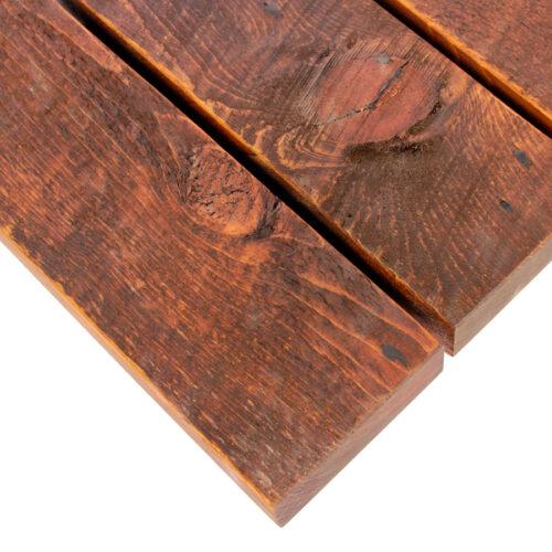 Reclaimed Wood Barrelhouse Outdoor Table Top
