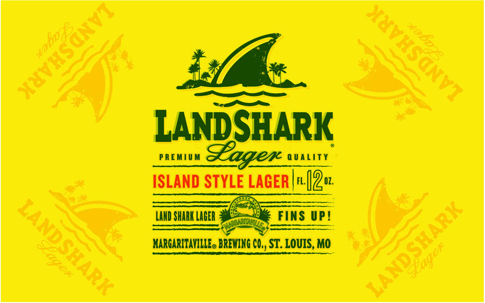 Landshark Yellow