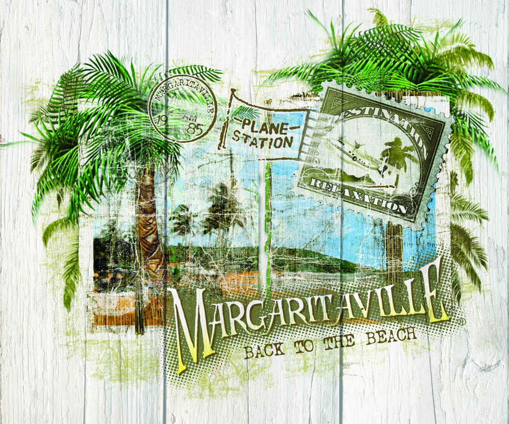 Margaritaville - Back to the Beach