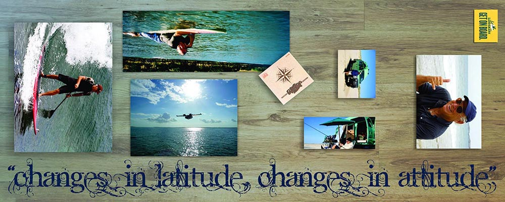 Changes in Latitude, Changes in Attitude