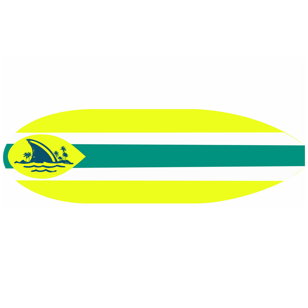 Margaritaville Surfboard OUTDOOR