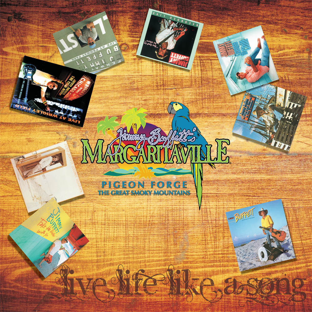 Pigeon Forge - Live Life like a Song